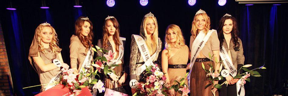 Znamy już laureatki Miss Warszawy 2012!
