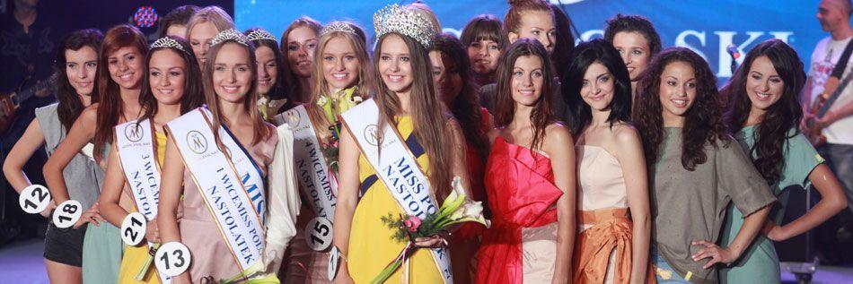 Agnieszka Karasiewicz została Miss Polski Nastolatek 2012